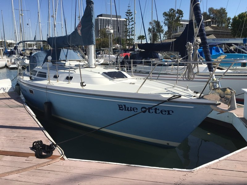 Catalina 36 - Blue Otter